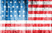 Drapeau américain 1